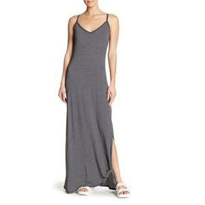 Socialite Strappy Knit Maxi Dress